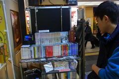 DVDもたくさん…あ、いばらのもりがない….jpg