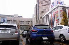 今度は札幌駅前に(^^ゞ.jpg
