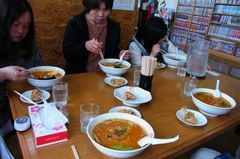 今日は私…担々麺(^^).jpg