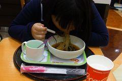 友希ちゃんは幌加内製麺のお子様蕎麦.jpg