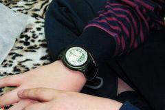 時計も喜んで装着.jpg