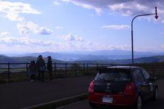 洞爺湖とつばさっちファミリーとノーチラス号.jpg