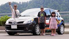 車とつばさっちファミリー480i版.JPG