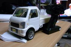 軽トラックのラジコン.jpg